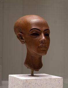Akhenaten family, Amarna, 18th Dynasty, Neueus Museum
