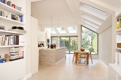 Kitchen extension http://www.urbanedesignarchitects.com/kitchen-extension-chiswick/4558244612