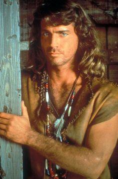 Joe Lando as Sully on Dr. Quinn Medicine Woman.