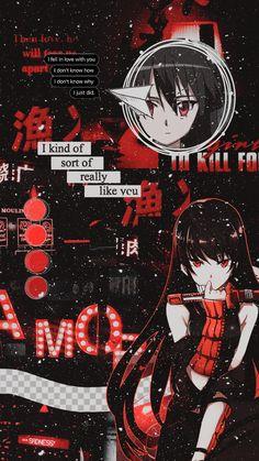 I Love Anime, All Anime, Otaku Anime, Anime Art, Akame Ga Kill, Anime Films, Anime Characters, Anime Collage, Anime Lock Screen