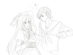 """butterandknives: """" killerlikescake: """" A very old NorBela WIP back when I shipped them If this gets like, a shit ton of notes, I'll continue ahaha yes I'm a jerk """" I dunno how many notes are ton of. Norway Hetalia, Hetalia Characters, Hetalia Axis Powers, Denmark, Religion, Art Pieces, Fan Art, Anime, Ships"""