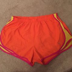 Nike Tempo Running Shorts Wonderful shorts, just like any other Nike tempo shorts! Worn a handful of times & have never been dried! Nike Shorts