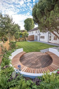 Garden Design at Turney Road, Dulwich, 9