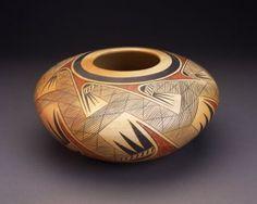 pottenbakkerskunst uit het Amerikaanse Zuidwesten