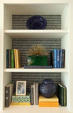 Built in/Shelves inspiration from Jenn Feldman Designs: Portfolio | Beverly Hills I