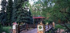Discover a place like no other in the picturesque foothills of Evergreen, Colorado only 30 minutes west of Denver, at Colorado's most romantic Highland Haven Creekside Inn. A charmed location, nestled along 400 feet of the lulling Bear Creek, the Inn is just a short stroll from the intriguing town offerings; galleries, winery, live music, boutiques, and coffee shops. Just a little further is the pristine Evergreen Lake. Select from Luxury Suites, Cottages, Junior Suites and Guest Rooms…