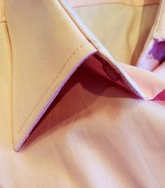 Read the article 'Tips For Sewing A Shirt Collar' in the BurdaStyle blog 'Daily Thread'.
