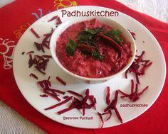 Beetroot Pachadi Recipe-Kerala Style