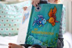 Der Regenbogenfisch wird 25! - Neues Abenteuer