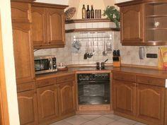 küche - aus eiche rustikal wird weiß | restaurieren | pinterest ... - Küche Eiche Rustikal Verschönern