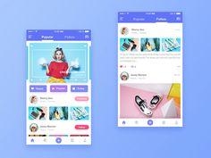 practise 3 designed by REETIME. Best Ui Design, App Ui Design, Interface Design, Web Design, Card Ui, New Ios, Mobile App Ui, Music App, Ui Design Inspiration
