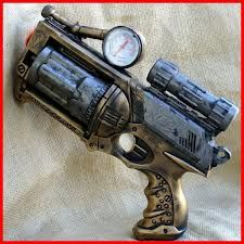 steampunk weapons and gadgets - Google Search