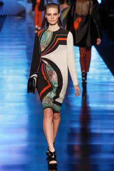 Etro Fall 2013 Ready-to-Wear Fashion Show - Tilda Lindstam