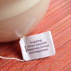 yogi tea says