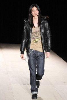 Song Jae Rim. Model extraordinaire<3