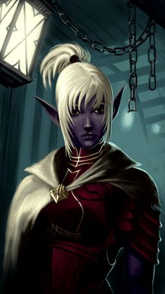Drow by ~defcombeta on deviantART