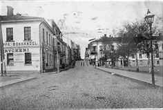 Viipuri Viborg, Helsinki, Old Photos, Finland, Street View, Vintage, History, Antique Photos, Old Pictures
