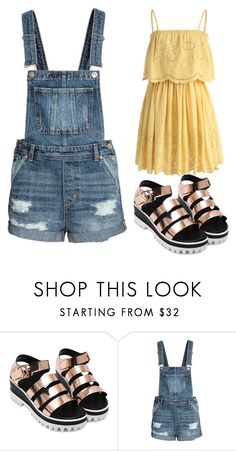 """""""pati look designer"""" by lutxana-judith-art on Polyvore featuring moda y Chicwish"""