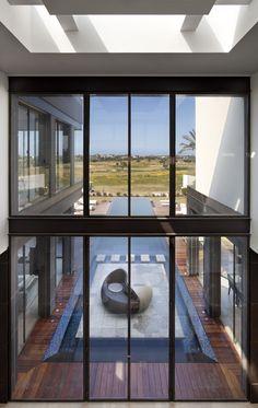 Cesarea, villa A. IL   Gal Marom Architects   גל מרום אדריכלים