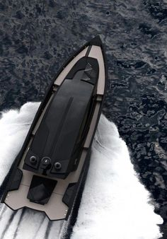 Isurus Power Yacht by Timur Bozca Yacht Design, Boat Design, Sport Yacht, Yacht Boat, Cool Boats, Small Boats, Speed Boats, Water Crafts, Luxury Life