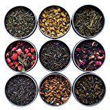 Heavenly Tea Leaves Tea Sampler (9 Flavor Variety Pack)
