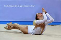 Radina Filipova (Bulgaria) # World Cup 2014 in Pesaro