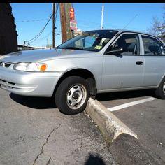 Parking Fail...