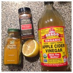 Benefits of Apple Cider Vinegar!