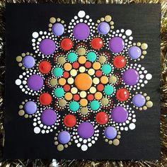 Mandala Violet by Nina Italy