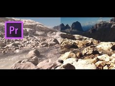 Quick COLOR GRADING Premiere Pro (beginners tutorial) - YouTube