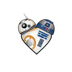 My R2/BB8 heart design is now a T-shirt you can buy! http://tee.pub/lic/KFDJNpiVyqs #bb8 #starwars #r2d2 #tshirt #teeshirt #Tee_design