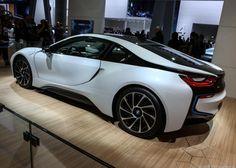 2015 BMW i8 looks like a future classic
