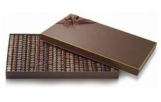 Michel Cluizel Chocolates Offers Profuse Premium Presents trendhunter.com