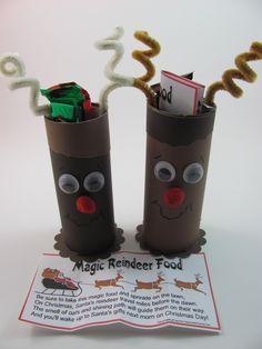 Christmas fun for small children.
