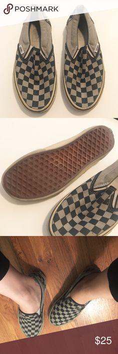 do vans slip ons fit wide feet