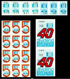 Remember these stamps!!