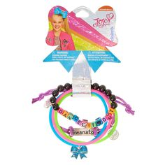 JoJo Siwa Dance It Out Bracelet Set
