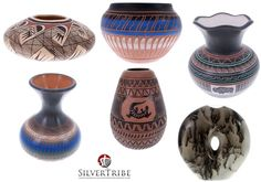 Our Native American pots are the perfect finishing touch to your household!