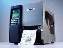 TSC 99-047A001-11LF Pro Industrial Thermal Transfer Barcode Printer with Cutter, TTP-2410M, 203 dpi, 12 IPS, SD Flash, 4 Port Ethernet/USB/Parallel/Serial, PS/2 Port, RTC. 203 dpi. 12 IPS available. Ethernet/USB/serial/parallel.