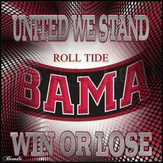 Roll Tide Always! #RTR