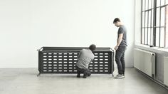 HAY Can Collection by Ronan and Erwan Bouroullec