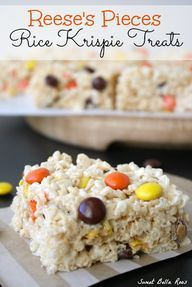 Reese's Pieces Rice