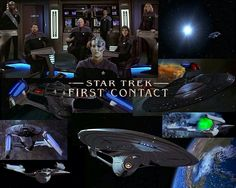First Contact Movie Posters, Poster, Film Posters, First Contact, Fictional Characters, Pop Culture, Stars, Fiction, Fandoms