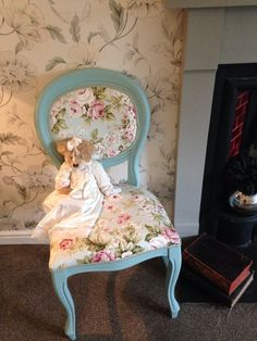 Reloved balloon back chair