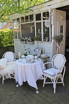 Shabby and Charme: Nordic and Shabby Style per una bellissima casa in Danimarca