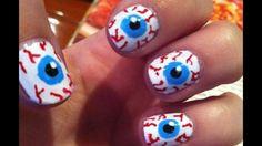 #halloween #nailart #nails