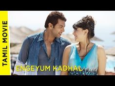 Engeyum Kadhal (English: Love is Everywhere) is a 2011 Tamil romantic musical-film written and directed by Prabhu Deva that stars Jayam Ravi and Hansika Motw. Tamil Movies, Music, Youtube, Musica, Musik, Muziek, Music Activities, Youtubers, Youtube Movies