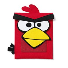 This is the most beautiful iPad case EVER! #AngryBirds