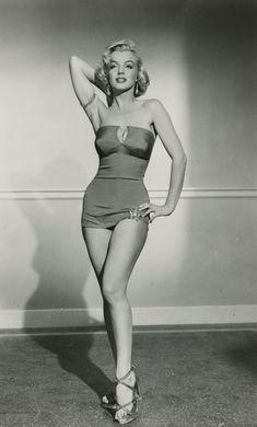 Marilyn Monroe #pinups #vintage