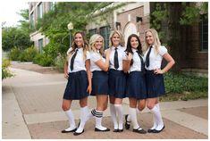 "Photo 11 from ""Lindsey 2017 MJS Model"" album School Uniform Outfits, Cute School Uniforms, Girls Uniforms, Cute Girl Outfits, Curvy Outfits, Private School Girl, Women Wearing Ties, School Girl Dress, Cute Young Girl"